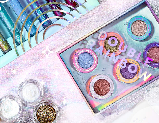 This is Not a Dream ColourPop Holiday 2018