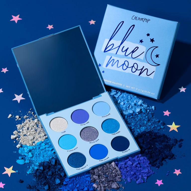 blue moon palette