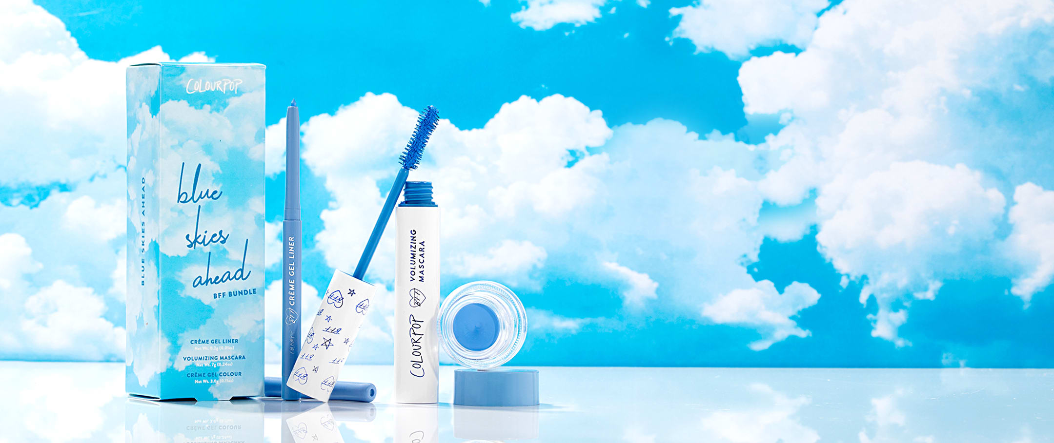 Let's touch the sky with the new Periwinkle BFF Bundle Blue Skies Ahead for only $18