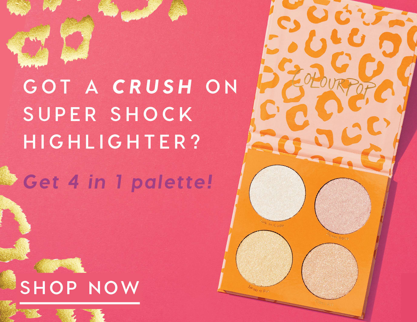 Crush on You highlighter prodcut