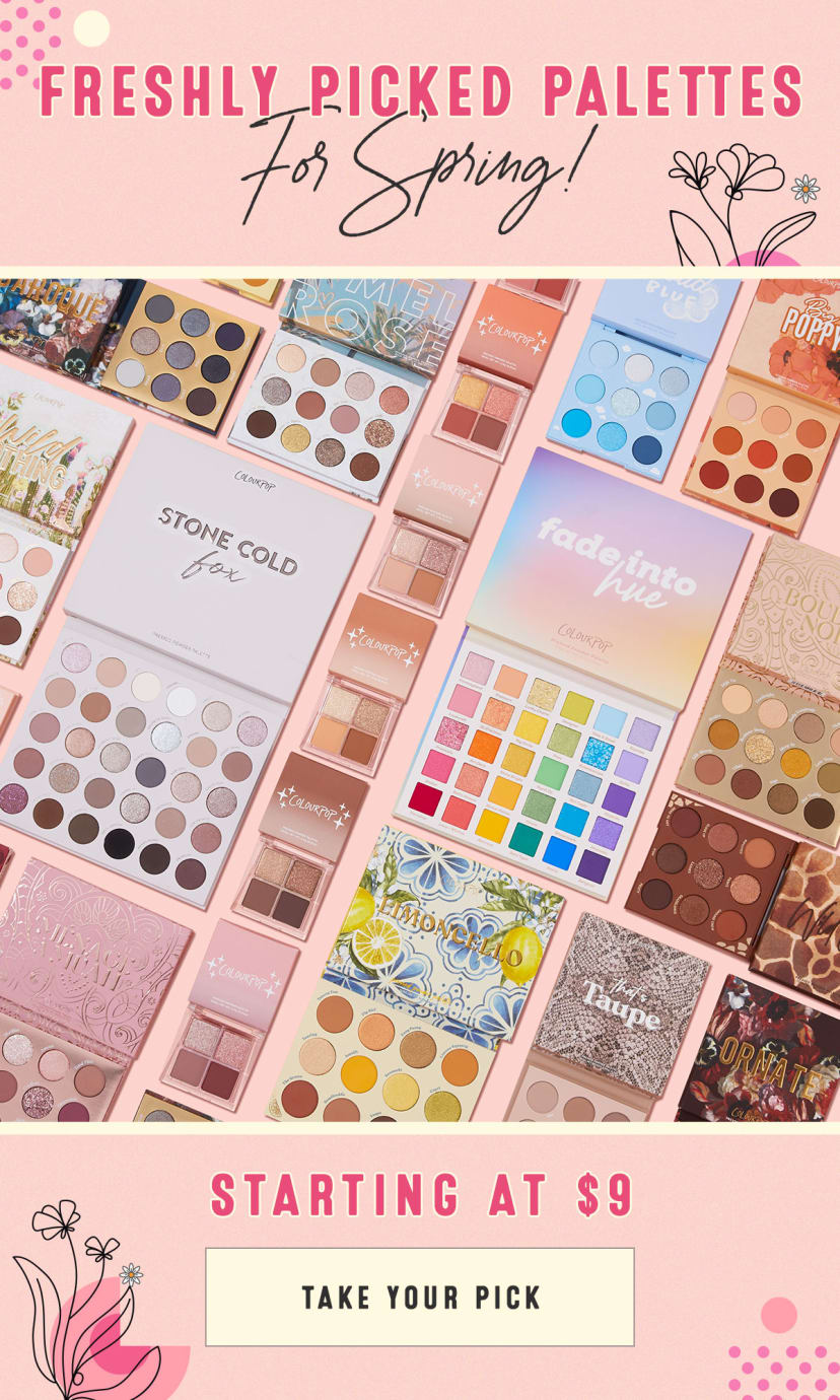 Find Your Perfect Spring Palette