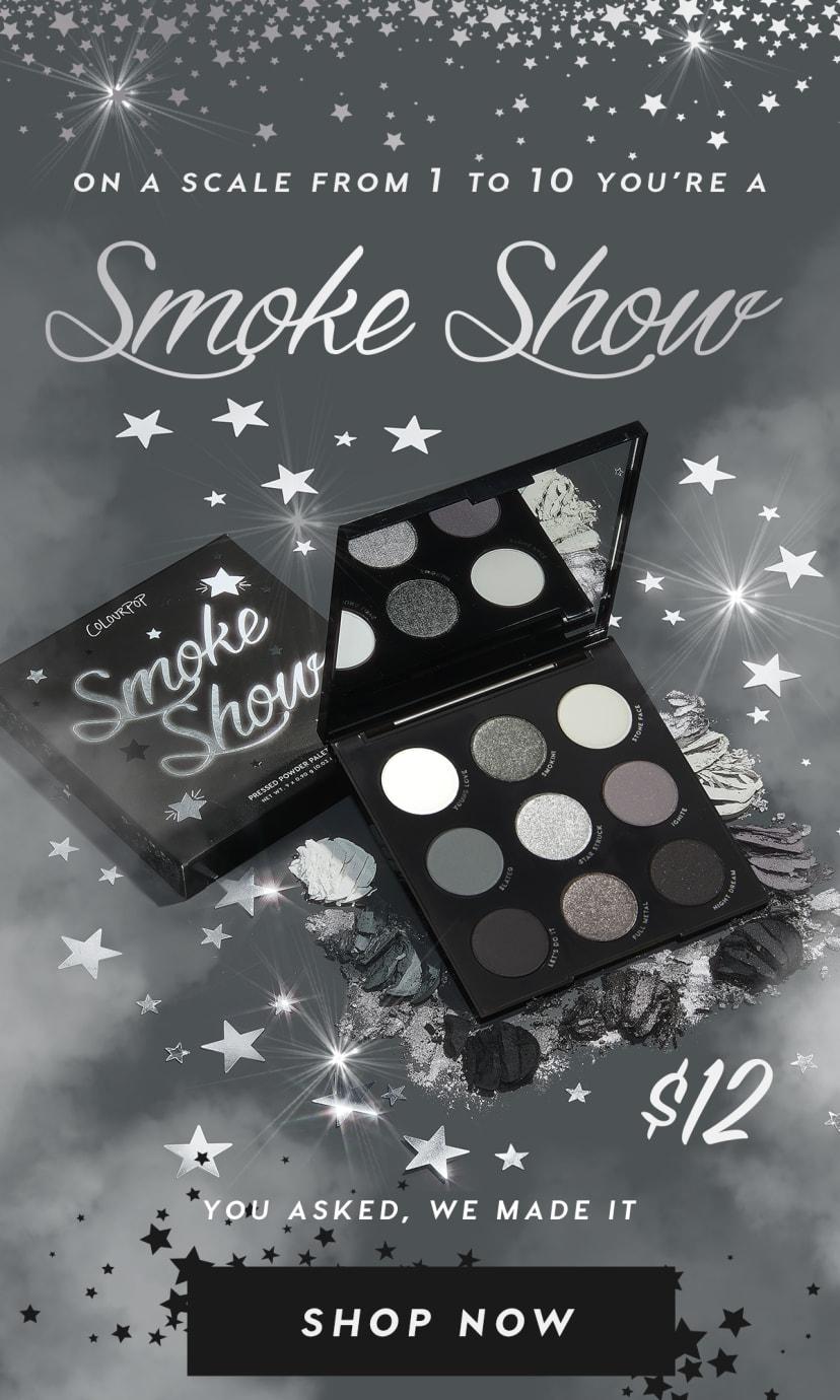 Smoke show palette $12